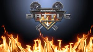Freestyle Battle logo by genecapone