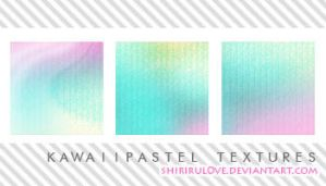 Icon Textures: Kawaii Pastel by shirirul0ve