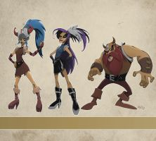 characters2 by amavizca