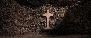 Paris Catacombes - Once, a band of brothers. by stevegek