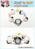 Onigiri Watch 5 by Fluffntuff