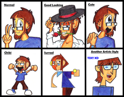 Style Meme by brothersdude