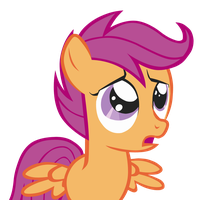 Scootaloo Vector by FlipsideEquis