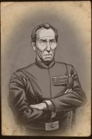 Admiral Tarkin by nguy0699