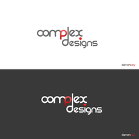 Complex Design Logo by DarrenKay