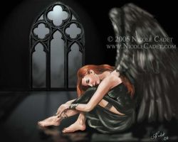 Dark Angel by NicoleCadet