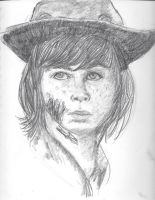 the young sir // carl grimes by rnadison