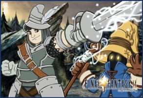 HWC - Final Fantasy 9 by souzou-inc