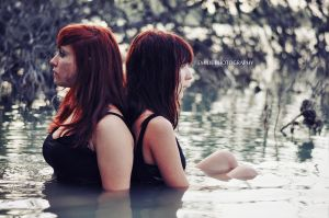pascale and eve by emiliiii