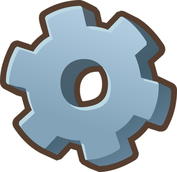 Settings Icon by HorribleTroller