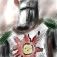 Knight Solaire of Astora by SymphonyP