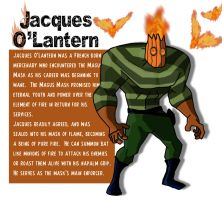 Jacques O'Lantern: Impossible Odds by PaulOoshun