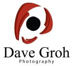Dave Groh Photography logo by delphiniadd