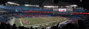 Rogers Center ...AKA Skydome by crapman69