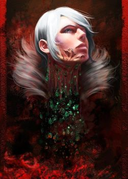 the red decay by liaf