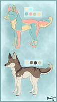 Canine Adoptables Batch 1 - :OPEN: by Afna2ooo