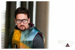 Gordon Freeman - 03 - by Outlanders