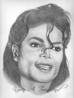 Michael Jackson by Karentownsend