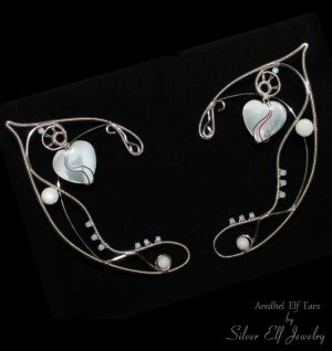 Aredhel Elf Ears by Lyriel-MoonShadow