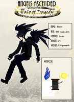 Angels Ascend Ref: Trace by ScytheVale