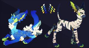 ::Halloween Auction:: - Mummy Bab (closed!) by PhloxeButt