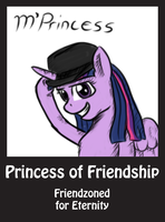 Princess of Friendship by MidnightQuill