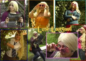 Cosplay Luna Lovegood by AalienoOr