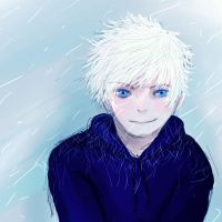 Jack Frost by TheBlackHowl