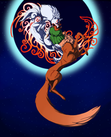 Okami Battle: Eclipse by NoviLunar