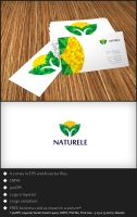 Free Logo Template - Naturele by genotas