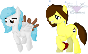 DOLL/GIFT: Chickened Out by Winter-Wondermare