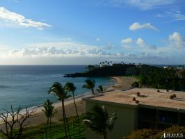 Hawaii - Beachside Vacation by Emn1ty