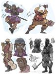 TF2 Fusions - Pyro/Engie and Demo/Solly by MadJesters1
