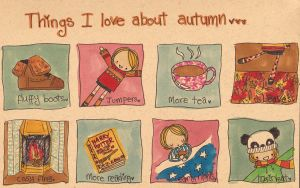 I love Autumn (Even Though it's Winter) by Pinkie-Perfect