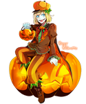 2014 Halloween by shiron2611