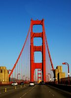 Golden Gate Bridge 05 by abelamario