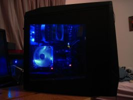 The Setup, PC Side View by nemesis158