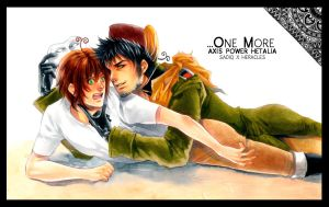 APH_ONE MORE? by Ecthelian
