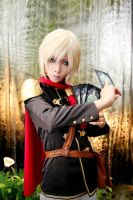 Final Fantasy Type-0 by yuegene