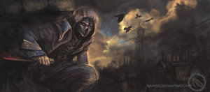 Corvo - Dishonored by Namisis
