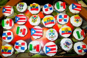 Puerto Rican and Latino Studies Cupcakes by ToughSpirit