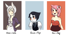 Babies 1 by MaryLittleRose
