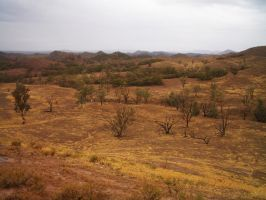 Flinders ranges by CAStock