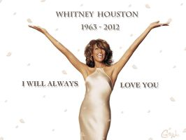 Whitney Houston by themjworld