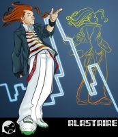 Hero:Alastaire by MikZ088