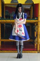 Alice cosplay [1] by AnnLycoris