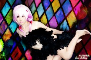 Cosplay - Guilty crown Inori VIII by Korixxkairi