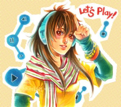 Let's Play by Ecthelian