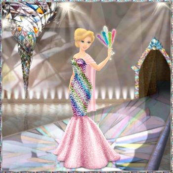 Model Challenge - Dawn - Round 12 - Sweet couture by Arrelline
