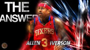 Allen Iverson : The Answer by PJosull